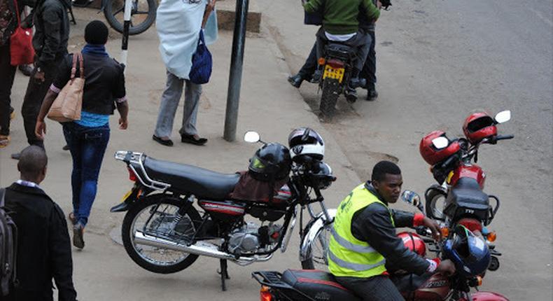 5 boda boda riders stabbed, 2 dead for carrying more than 1 passenger in Kisumu