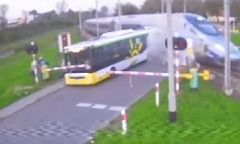Będzie 21 bezpieczniejszych przejazdów na Mazowszu