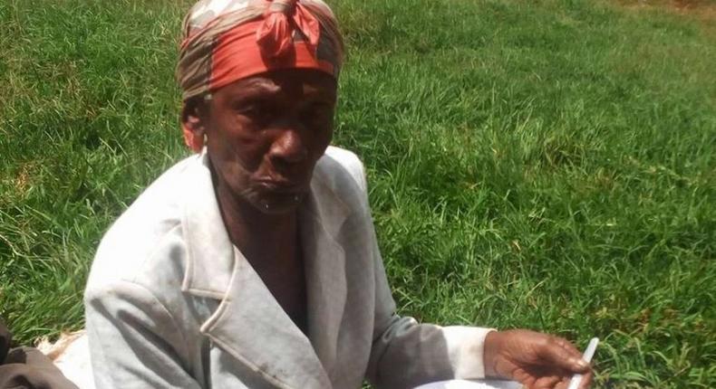 Anger as 95-year old Kiambu grandmother, Peninah Njoki, is raped, murdered and body soaked in acid
