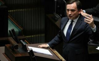 Ziobro: Każdy kto łamie prawo, musi się liczyć z konsekwencjami, również sędzia Juszczyszyn
