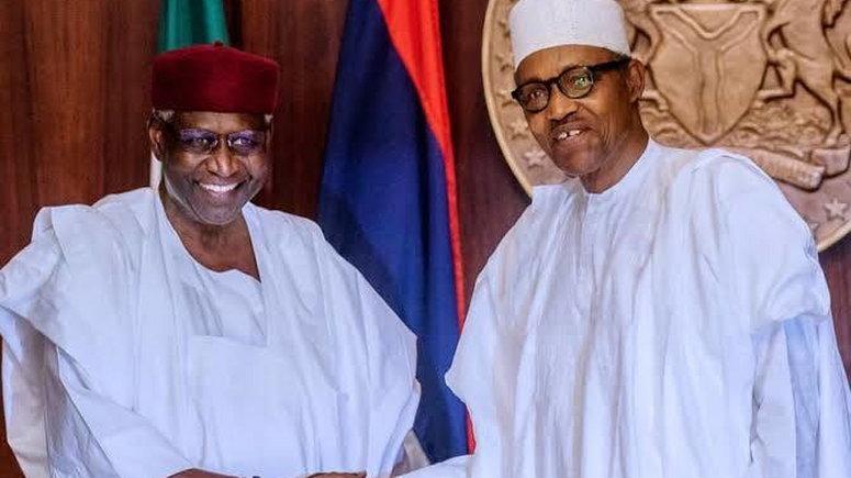 Buhari reacts to Abba Kyari's death [ARTICLE] - Pulse Nigeria