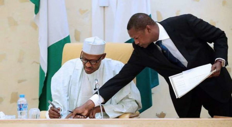 Attorney General Malami says national assembly has no right to summon Buhari