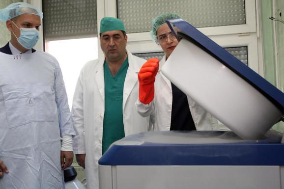 U prvu banku reproduktivnih ćelija uloženo je oko milion evra