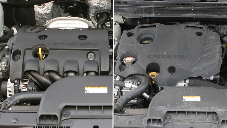 Benzyna czy diesel? W przypadku Hyundaia obydwa są niezłe, ale wrażliwe na jakość i termin wymiany oleju.