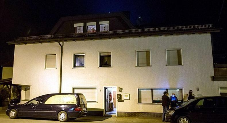 Seven dead babies found inside a box in house of horror after mother went missing
