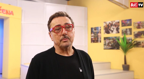 Dragan Kojić Keba: 'Kako bi drugi bili zaljubljeni u mene ako ja nisam zaljubljen u samoga sebe?' Video