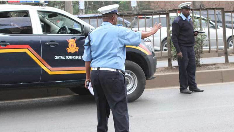 Image result for police in Thika Road