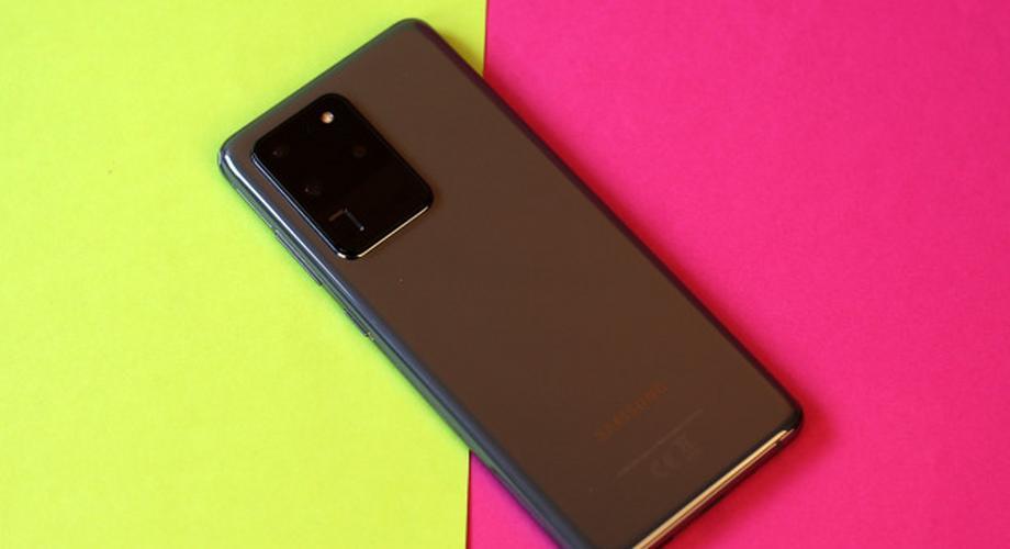 Test: Das Samsung Galaxy S20 Ultra setzt neue Maßstäbe