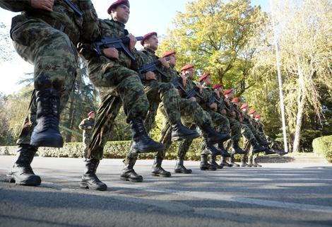 Cilje da vojska bude se jača