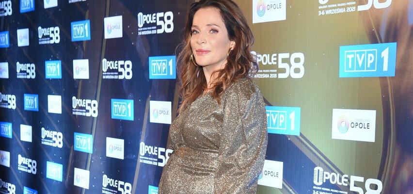 Anna Dereszowska bardzo martwi się o swoją ciążę: Jestem po czterdziestce, więc...