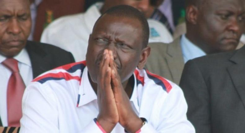 File image of DP William Ruto. He has declared that he will support calls for a referendum