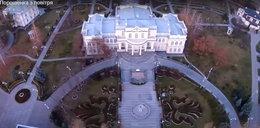 To pałac prezydenta Ukrainy. Imponujący!