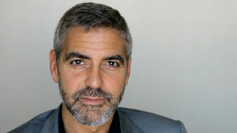 Poszukiwacz przygód George Clooney