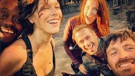 """""""Resident Evil: The Final Chapter"""": Milla Jovovich pochwaliła się nowymi zdjęciami"""