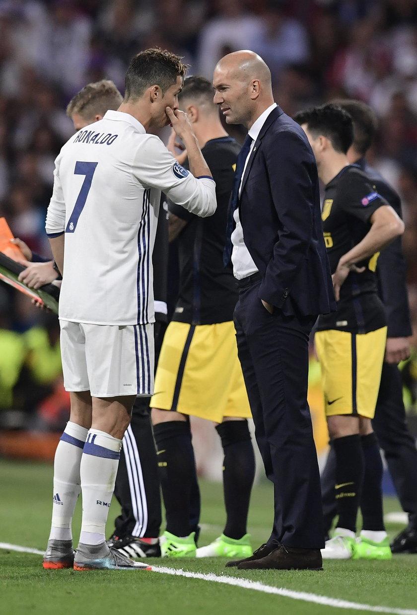 Real ma problem z Ronaldo