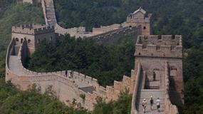 Na Wielkim Murze Chińskim wyznaczono miejsce na legalne graffiti