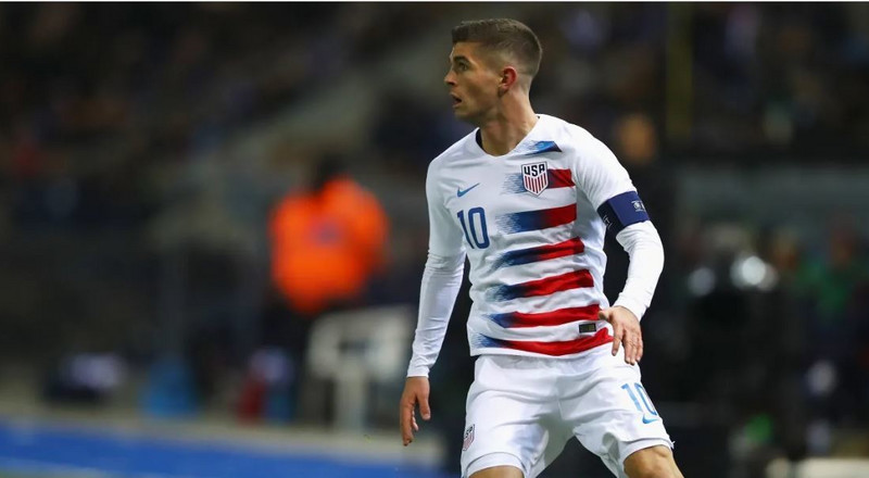 5 things to know about Chelsea new recruit Christian Pulisic