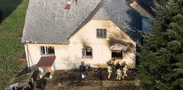 Zabili i podpalili dwie osoby w Stryszowie. Podejrzani w rękach policji