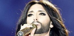 Conchita Wurst na gali Life Ball 2014