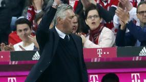 Ancelotti wyjaśnił, dlaczego pocałował Ribery'ego