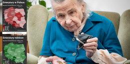 Tak żyje przeciętny emeryt w Polsce. Ma 2,4 tys. zł emerytury, na używki wydaje tyle, co na mydło