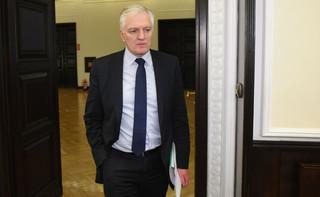 Gowin: Nie mam informacji o ostatecznych rozwiązaniach ws. Regulaminu Sejmu