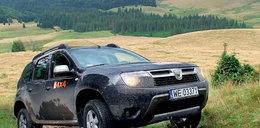Dacia Duster 1.5 DCI: teren jej nie straszny