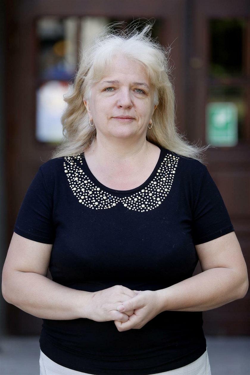 Grażyna Krasówka, dyr. MSP nr 1 w Piekarach