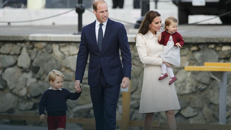 Książę William: rodzicielstwo jest męczące