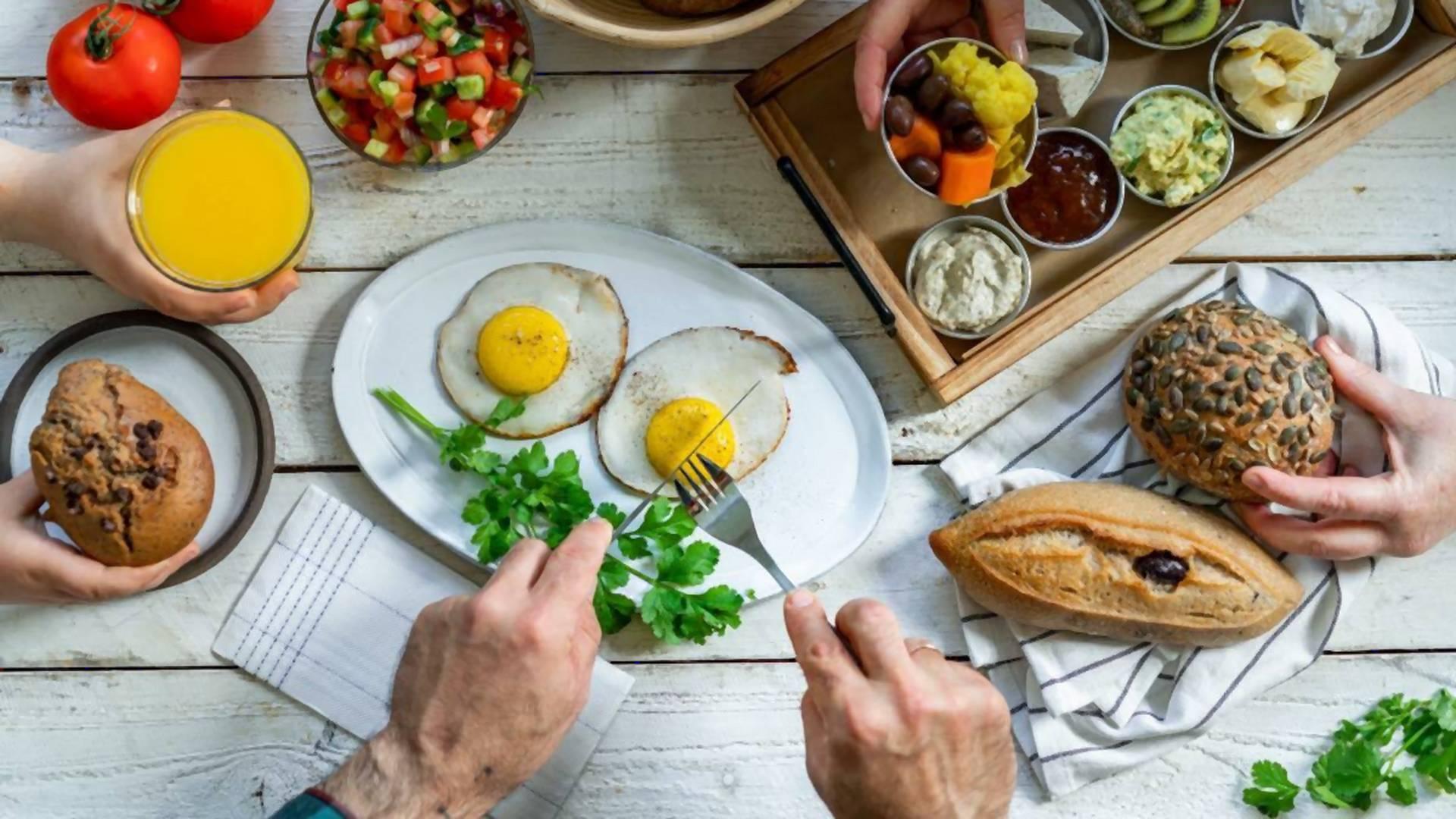 Wegańskie jajko sadzone bez cholesterolu. Nie czuć różnicy, a dla planety jest wielką zmianą