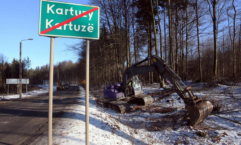 Ruszyła budowa obwodnicy Kartuz