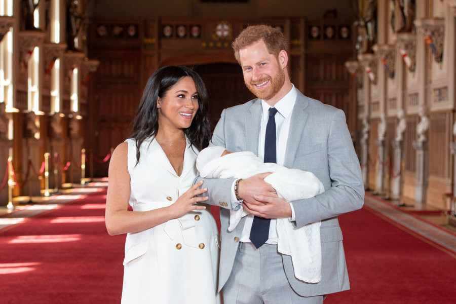 GettyImages/ na fot. Meghan Markle i książę Harry