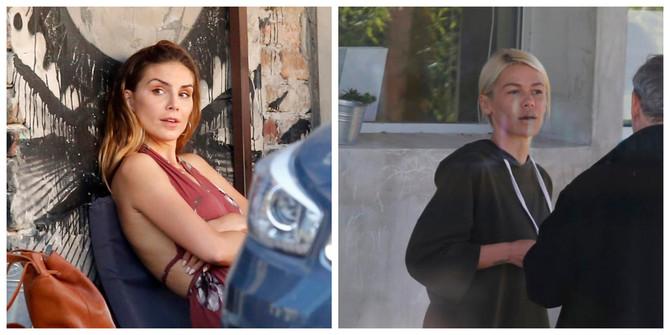 Nina Seničar i Nataša Bekvalac
