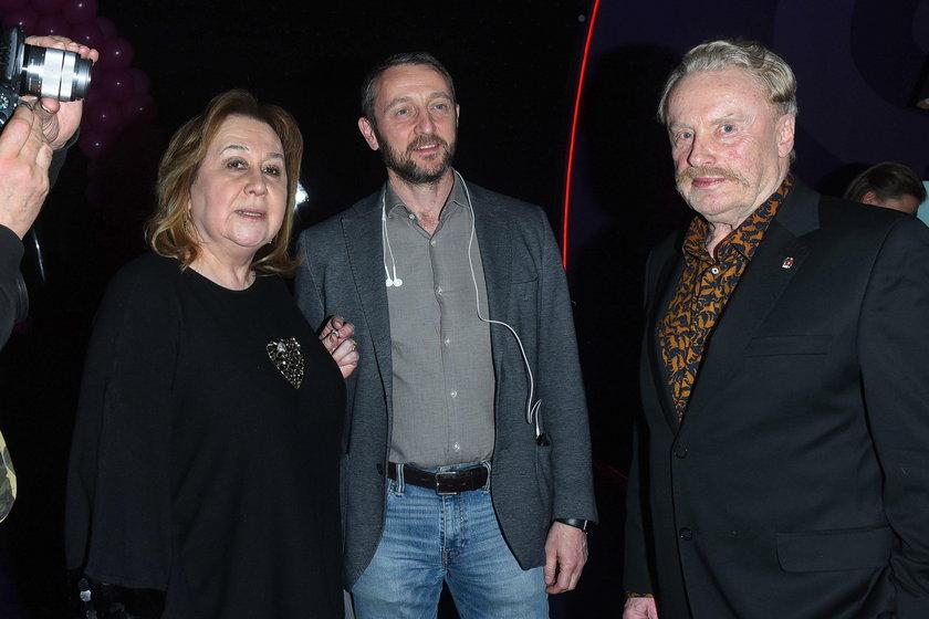 Olbrychcy i Robert Śmigielski
