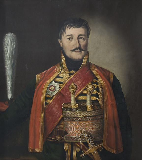 Arsenije Petrović, Karađorđe, 1840.