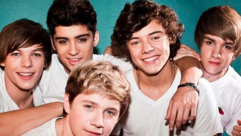 One Direction (fot. oficjalna strona zespołu)