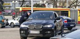 Mąż Kaczyńskiej zatrzymany przez policję, bo...
