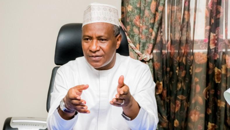 Ambassador to South Africa, Ambassador Kabiru Bala [Punch]
