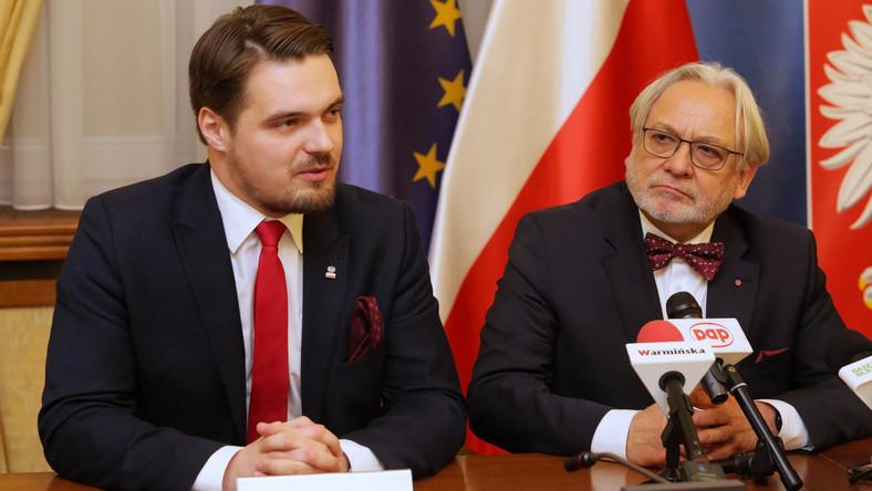 Wojciech Maksymowicz, Michał Wypij