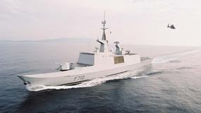 Francuskie fregaty rakietowe typu La Fayette