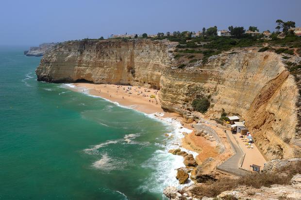Plaża Cavoeorio, Algarve