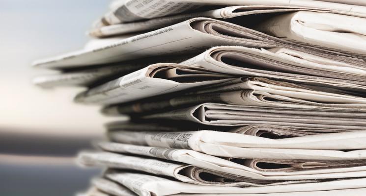 Коронавирус не грозит нам чтением газет