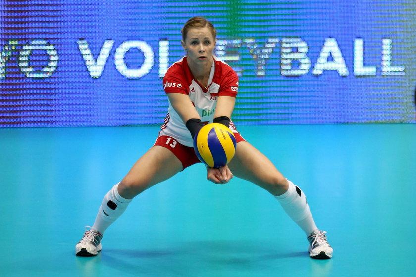 Polskie siatkarki zaczynają walkę w mistrzostwach Europy