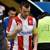 BIVŠI KAPITEN OPET NA MARAKANI Aleksandar Luković dobio VAŽNU ULOGU u FK Crvena zvezda