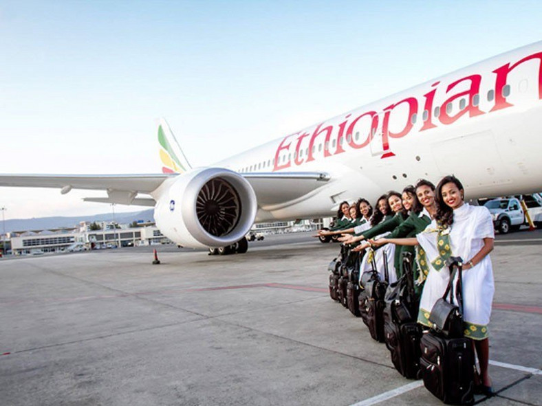 Ethiopian Airlines currently, fly to 104 international and 19 local destinations,