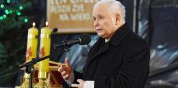 Kaczyński bez maseczki na mszy. Jest postępowanie