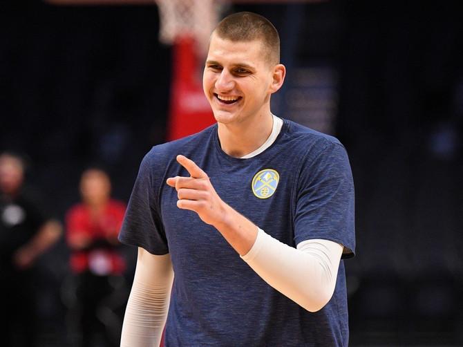 Čudo od košarkaša: Nikola Jokić