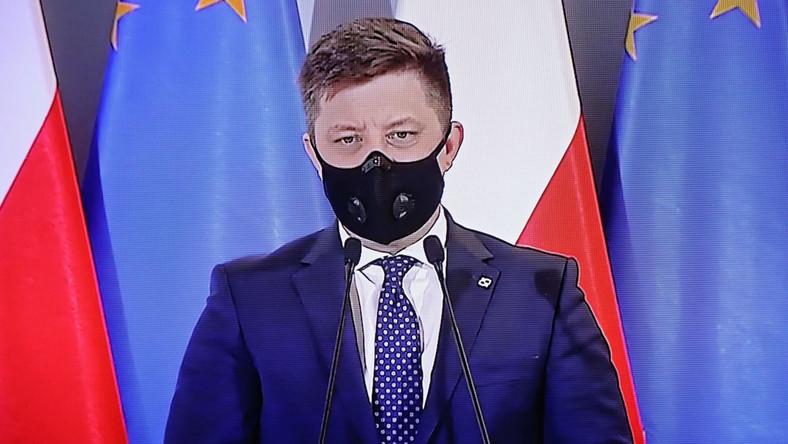Michał Dworczyk PAP/Paweł Supernak