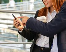 Telefon komórkowy może zastąpić dowód