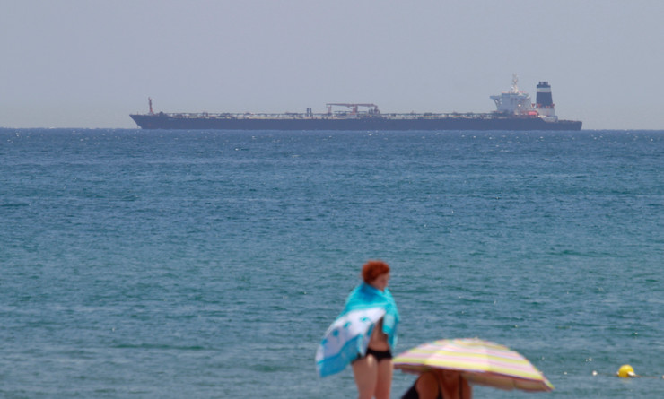 Tanker EPA -  A.CARRASCO RAGEL